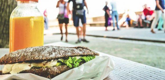 Zdrowe jedzenie dla otyłych